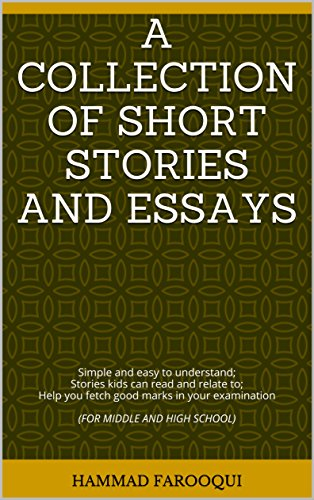 amazoncom a collection of short stories and essays for middle and  a collection of short stories and essays for middle and high school by  farooqui