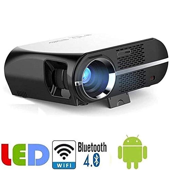 Proyector Mini proyector de Video, proyector de películas ...