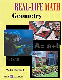 Book Geometry (Real-Life Math Series) by Sherwood Walter (2001-12-01)
