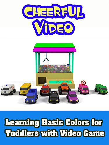 (Learning Basic Colors for Toddlers with Video)