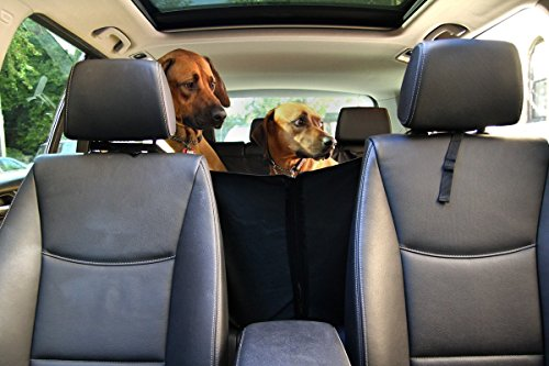 [GOMA Industries Houndhammock Best Pet Seat Cover for Cars, 54