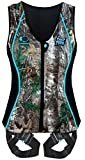 Hunter Safety System Women's Contour Safety Harness with ElimiShield Scent Control Technology (NEW for 2017)
