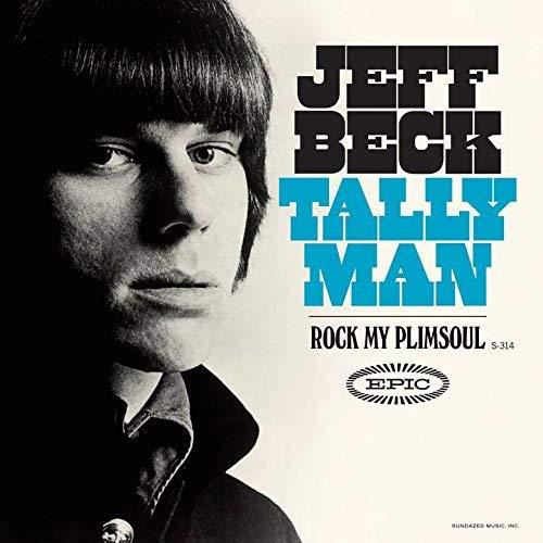 "Jeff Beck - Tally Man/Rock My Plimsoul 7"" (Record Store Day 2015)"