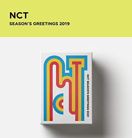 SM Entertainment 2019 NCTSeasons Greetings - Set de 2 ...
