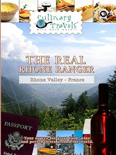 Cotes Du Rhone Grapes (Culinary Travels - The Real Rhone Ranger)