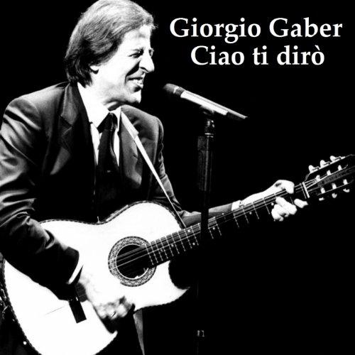 Amazon.com: L'alfabeto del cielo (Remastered): Giorgio Gaber: MP3