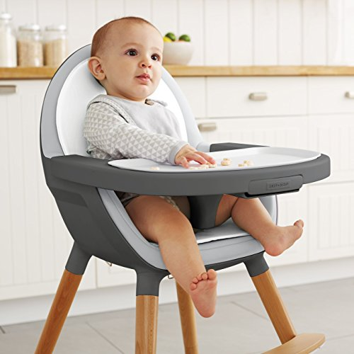 Skip Hop Tuo Convertible High Chair, Charcoal Grey by Skip Hop (Image #6)