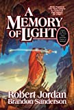 """Memory of light - wheel of time 14"" av Robert Jordan"