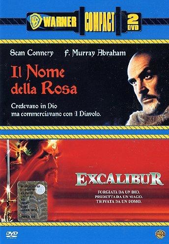 Il Nome Della Rosa / Excalibur (2 Dvd) [Italia]: Amazon.es: F ...