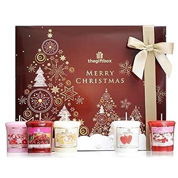 Quelque chose de nouveau assez The Gift Box Le Coffret Cadeau Bougie parfumée 9 12 16 boîtes @NW_29