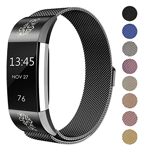 Fitbit Charge Bands Metal Small