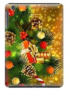 DIY fashionable Merry Christmas New Hard TPU phone case/cover/Shield/shell for ipad mini