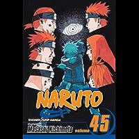 Naruto, Vol. 45: Battlefied, Konoha (Naruto Graphic Novel)