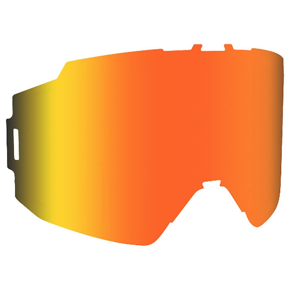 509 Sinister X6 Fuzion Lens Fire Mirror//Rose Tint HCS
