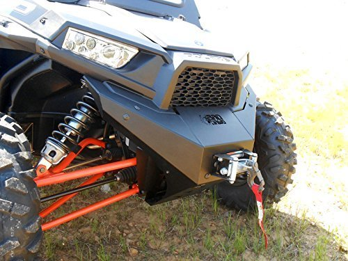 Polaris RZR 1000 and 2015 RZR 900 Front Bumper by Bad Dawg 793-9024-00