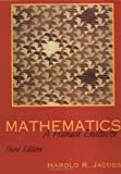 Mathematics: A Human Endeavor (3rd Edition)