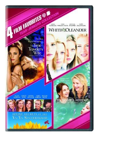 4 Film Favorites: Tear-Jerkers (Divine Secrets of the Ya-Ya Sisterhood, My Sister's Keeper, The Time Traveler's Wife, White Oleander)