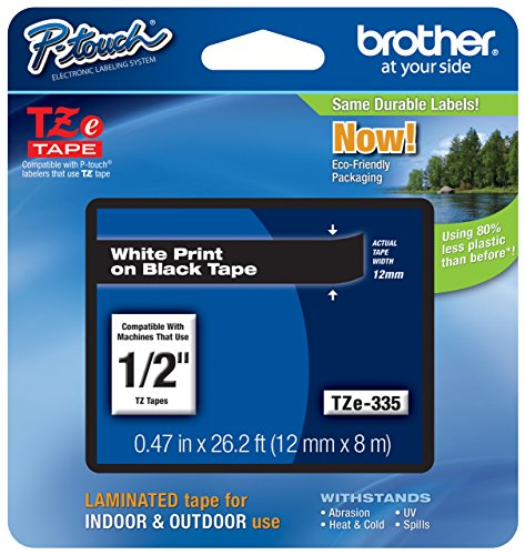 - 2/Pack Genuine Brother 1/2