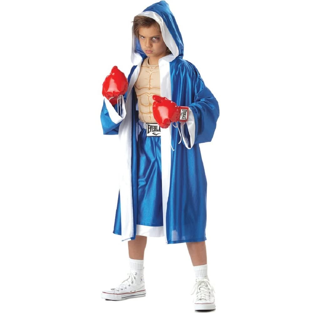 Child Boxer Halloween Costume