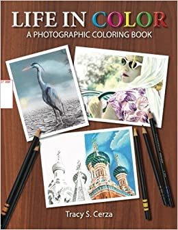 Life In Color: A Photographic Coloring Book