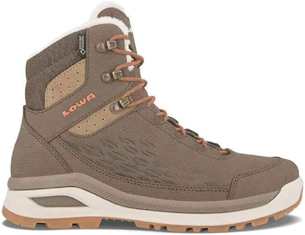 Lowa Women s Locarno Ice GTX Mid Winter Boot Taupe