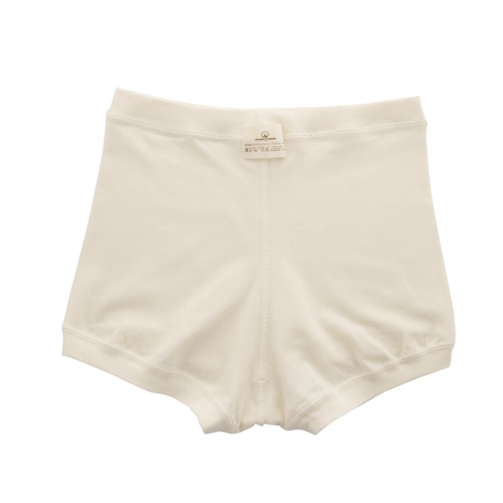 2f10267b0e4 Amazon.co.jp: ソフトホールドショーツ(ゴムなし):オーガニックコットン: 服&ファッション小物