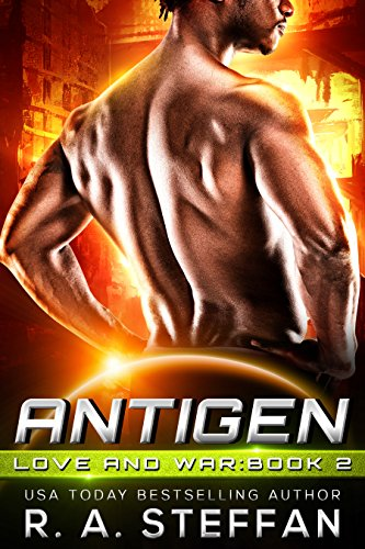 Antigen: Love and War, Book 2