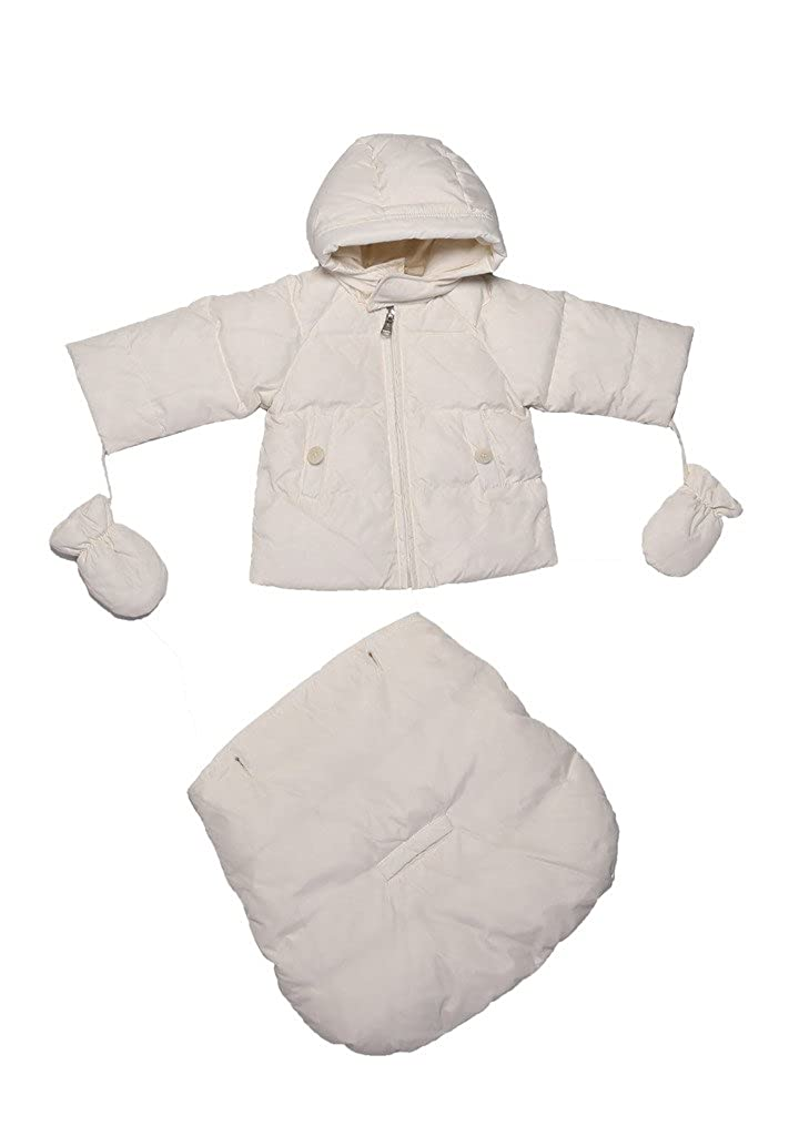 fa03b2952 OCEANKIDS Baby Boys  Newborn Pram Down Bunting Snowsuit 0-24 Months ...