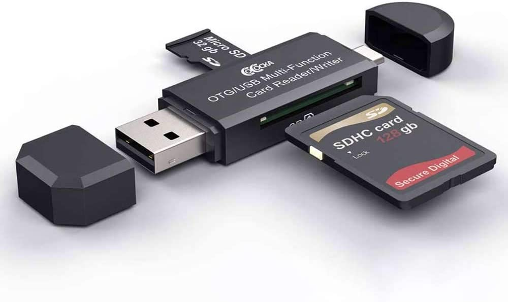 USB 2.0 All in 1 Multi in one Memory Stick Multi-Card Reader Mini Micro SD SDHC MS SD TF for Laptop Notebook Tablet pc