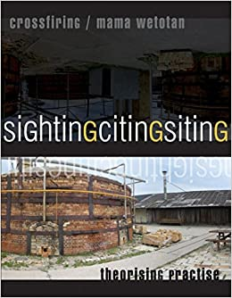 Sighting/Citing/Siting (University of Regina Publications)