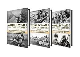 World War 2 BOX SET #7: WW2 Soldier Stories Part 4,5 & 6