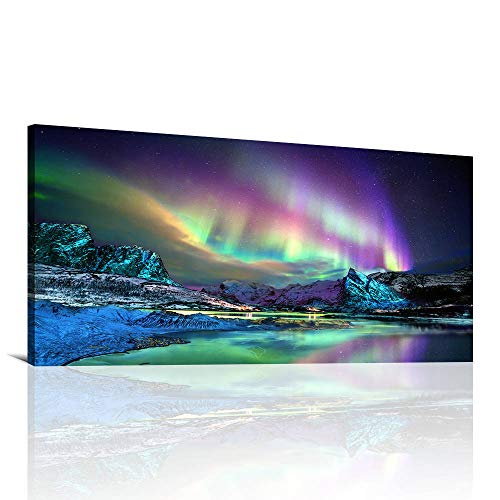 Top 10 best northern lights wall art canvas: Which is the best one in 2020?