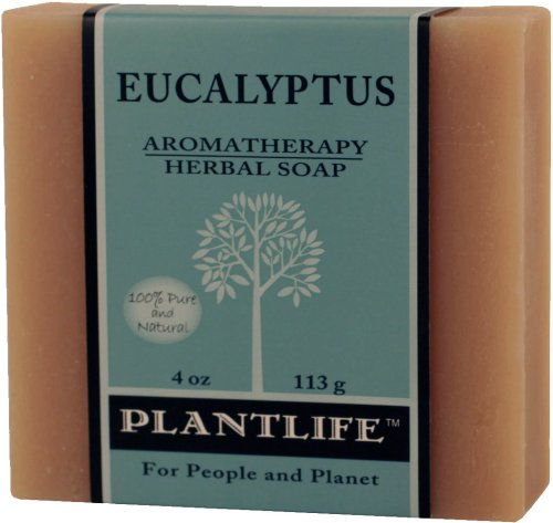 Eucalyptus-100-Pure-Natural-Aromatherapy-Herbal-Soap-4-oz-113g