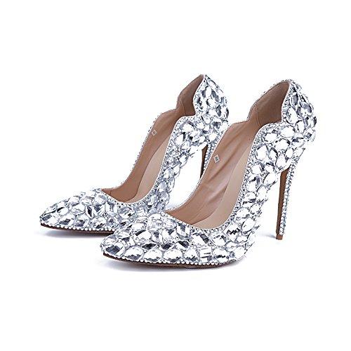 Scarpe Con Lacitena Diamanti All'ingrosso Guangzhou Donna 7n7W51q