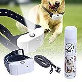 Youtiankai Pet Articles Stop Barking Rechargeable Citronella Dog Collar Anti Bark Train Mist