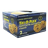 Chef Jays Tri-O-Plex Cookies, Peanut Butter Chocolate Chip 12 - 3 oz (85 g) packages