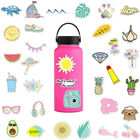 Stickers Sticker Waterproof Luggage Skateboard product image