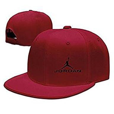 Gorra de béisbol del famoso jugador de baloncesto Jordan: Amazon.es: Ropa y accesorios