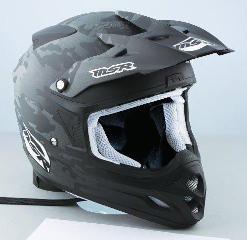 MSR Helmets 359296 M13 VELOCITY VISOR CAMO