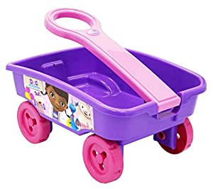 Doc Mcstuffins Disney Let's Play Outside Wagon Ride On