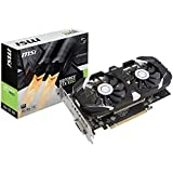 MSI GTX 1050 2GT OCV1 Carte Graphique Nvidia GeForce GTX 1050 1404 MHz 2 Go
