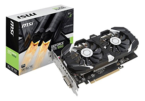 MSI - Gaming Graphics Card MSI 912-V809-2634 GTX 1050 2GB DDR5