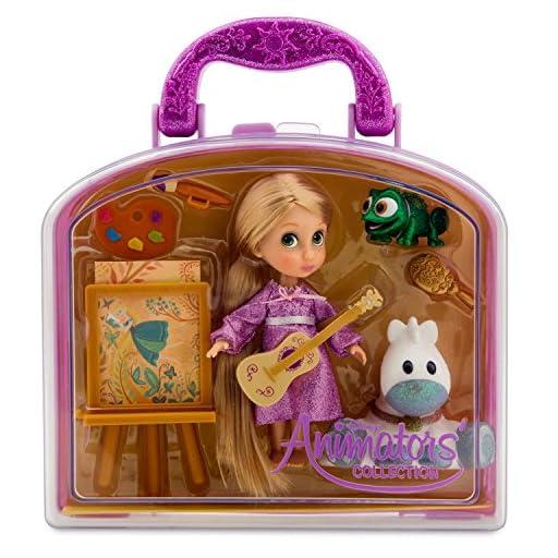 (ディズニー) Disney プリンセス ミニ アニメーターズ コレクション ドール ラプンツェル 6002040901224P ディズニーストア [並行輸入品]