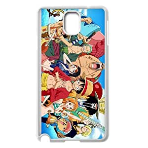 ONE PIECE Samsung Galaxy Note 3 Cell Phone Case White MUS9172782