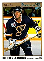 (HCW) 1991-92 OPC Premier #130 Brendan Shanahan Blues NHL Mint