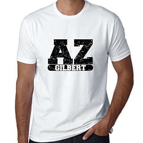 Hollywood Thread Gilbert, Arizona AZ Classic City State Sign Men's -