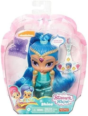 Muñecas Shimmer-Shine Surtido/Modelos Aleatorios (Mattel DLH55 ...