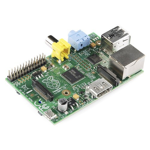 Raspberry Pi Model B 756-8308 Motherboard (RASPBRRYPCBA512) (Raspberry Pi 2 Model B compare prices)