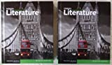 img - for Pearson Common Core Literature The British Tradition Teacher's Edition Volumes One (1) & Two (2) book / textbook / text book