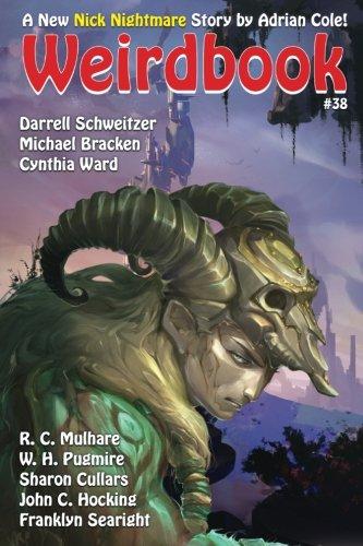 Weirdbook #38